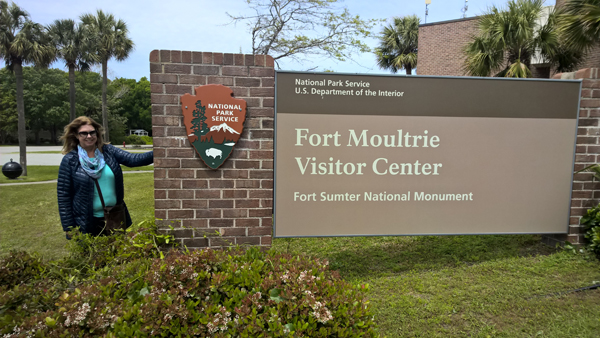 Fort Moultrie, Fort Sumter Namtional Monument