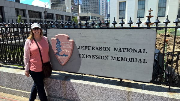 Jefferson National Expansion Memorial