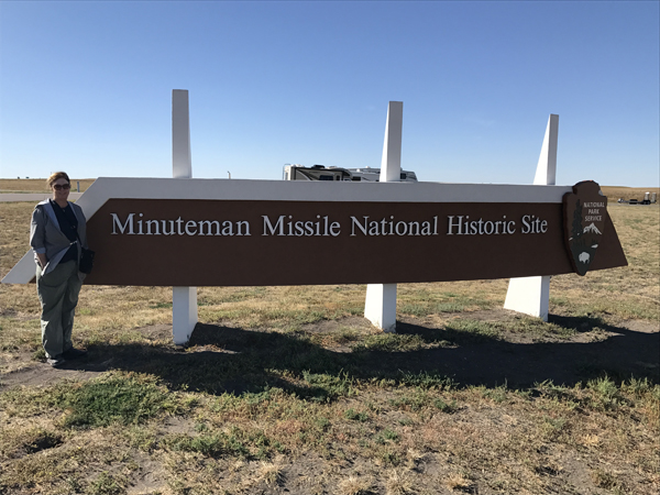 Minuteman Missle National Historic Site